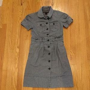 Marc Jacobs size 6 denim-look dress